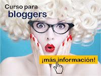 curso para bloggers por Carlos Bravo y promovido por iniciaBlog.com