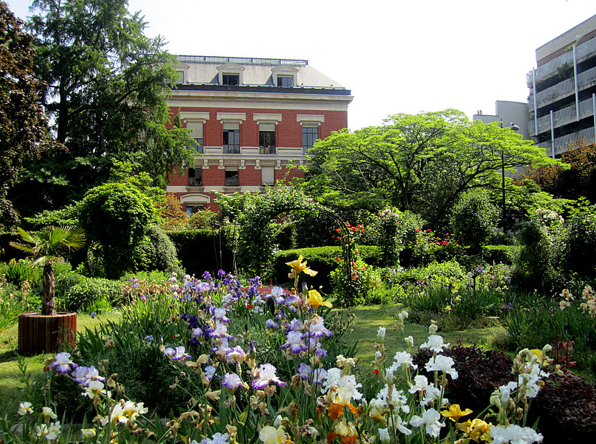Brabourne farm jardin des plantes paris for Jardin plantes paris