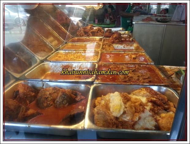 Nasi Kandar Best dan Sedap Pulau Pinang| Restoran Deen Nasi Kandar Pulau Pinang