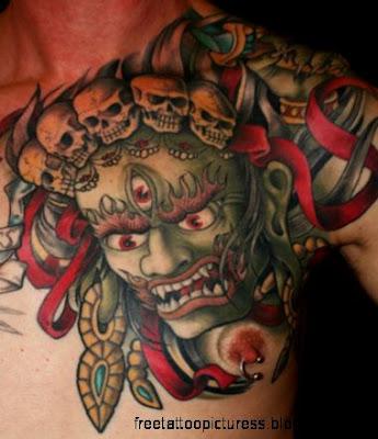 Sierra Colt  Bearcat Tattoo Gallery