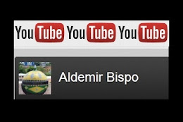 Canal de Aldemir Bispo no YouTube