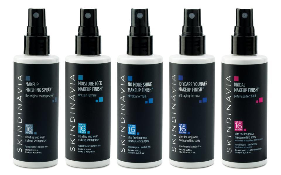 Maria\'s Space: Skindinavia: 10 Years Younger Makeup Setting Spray ...