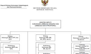 Tugas dan Wewenang serta Dasar Hukum Lembaga Negara Lengkap