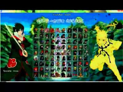 Naruto Mugen 2012 The New Era
