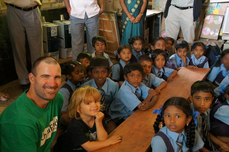 Kolar Community visit