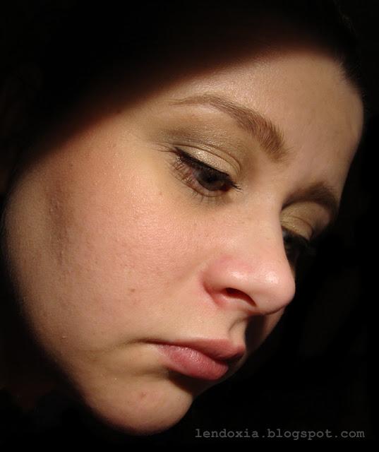 autoportret, svjetlo i sjena