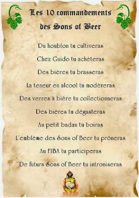 Nos 10 commandements