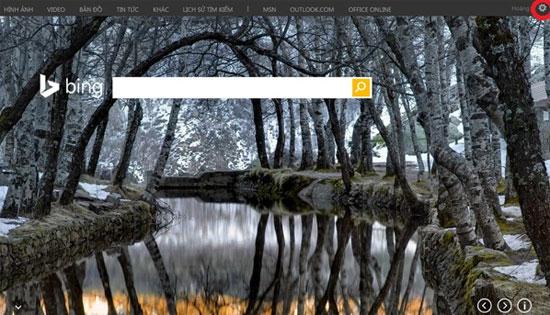 Cách xóa lịch sử tìm kiếm trên Bing