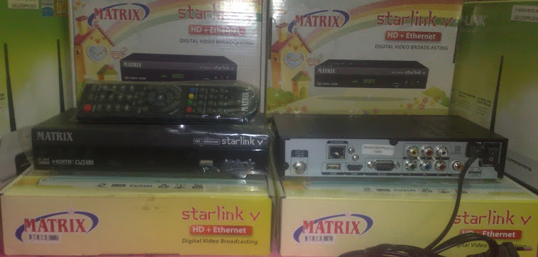 MATRIX Starlink V HD Ethernet