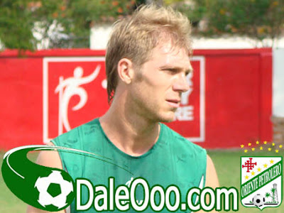 Oriente Petrolero - Alejandro Schiapparelli - Club Oriente Petrolero