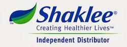Saya Pengedar Sah Shaklee