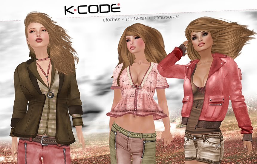 K-CODE _ Virtual Fashion Collection