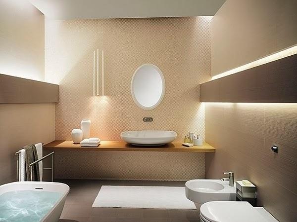 Decoracion Baño Elegante:baño elegante moderno