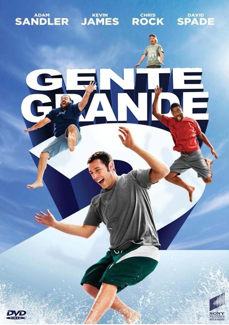 Gente Grande 2 – Dublado (2013)