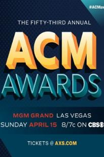 Watch The 53rd Academy of Country Music Awards Online Free 2018 Putlocker