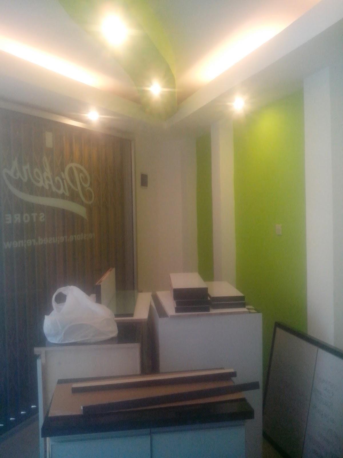 konsep minimalis pada cafe kecil koloniars design studio