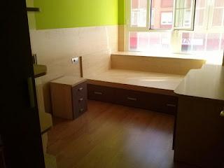 Fabricación de muebles a medida en Almería