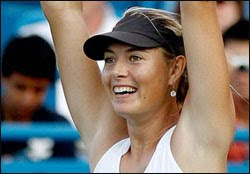 Maria Sharapova eua 2011 tênis musa gata sensual
