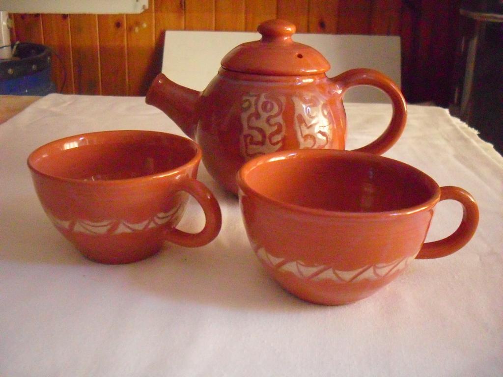 Ceramica azucena acevedo objetos utilitarios realizados for Arcilla para ceramica