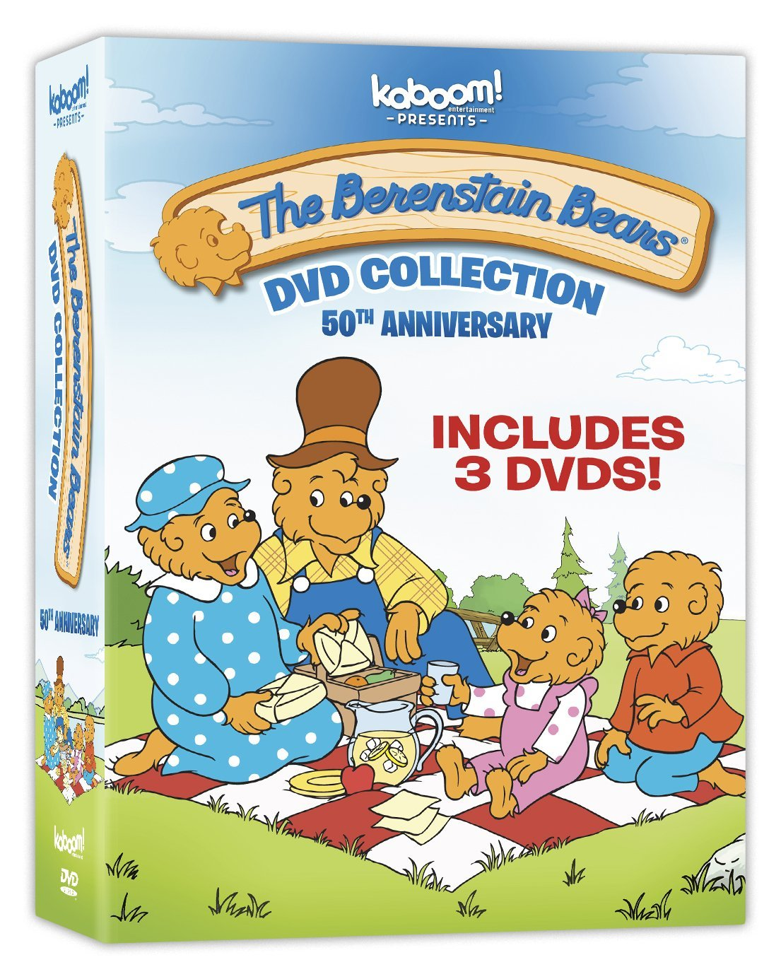 Inspired by savannah last minute easter gift ideas the berenstain last minute easter gift ideas the berenstain bears dvd collection review negle Images