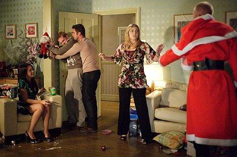Drama Eastenders Christmas