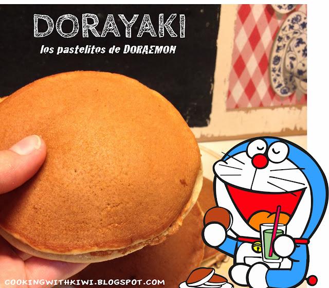 DORAYAKI (LOS PA...