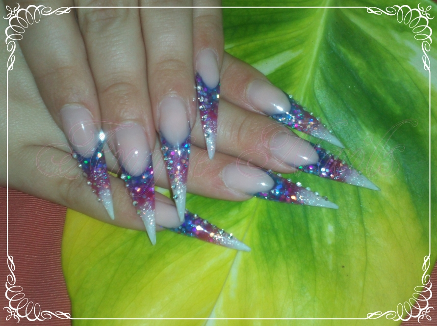 EL MUNDO DE ANGIE NAILS::.: 2012