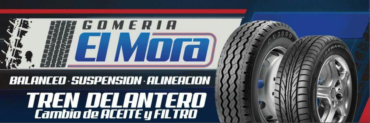 """Gomería """"El Mora"""""""
