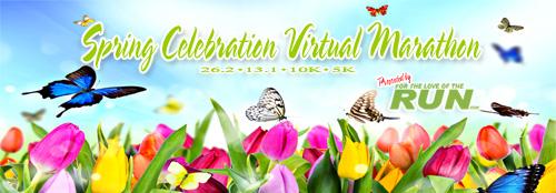 virtual 5k, virtual 10k, virtual half marathon, virtual marathon