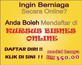Kursus Bisnes Online