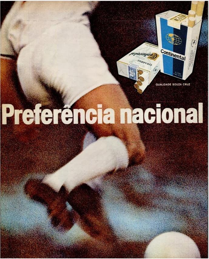 1971. propaganda cigarros anos 70. propaganda anos 70; história decada de 70. reclame anos 70. Brazil in the 70s. Oswaldo Hernandez;