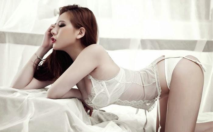 Tổng hợp ảnh gái xinh trắng múp nõn nà (Phần 1)