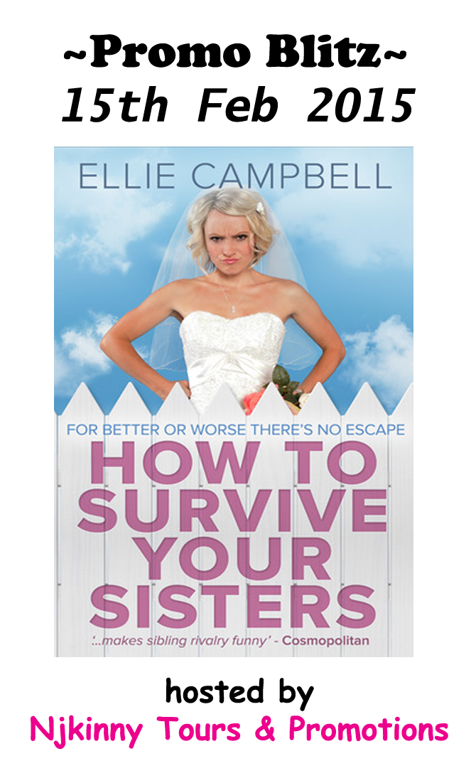 Promo Blitz SignUp: How To Survive Your Sisters