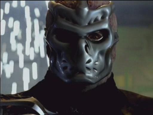Goalie masks  still fashionable  even in 450 yearsJason X