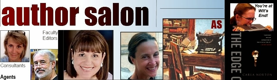 Author Salon - Commercial Novel Development
