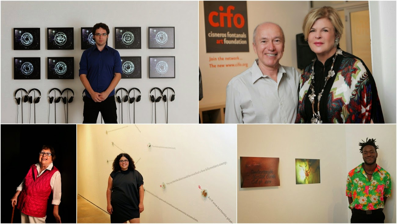 Cisneros Fontanals Art Foundation opened 'Fleeting Imaginaries'