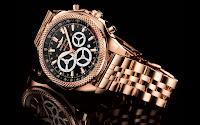 Breitling Bentley Barnato gold