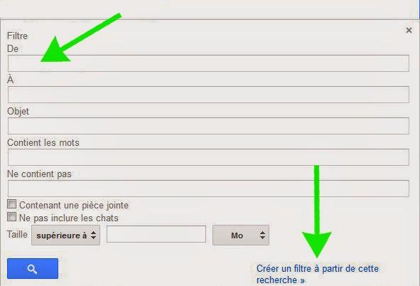 Gérer sa messagerie sur PC avec les filtres de Gmail