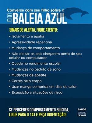 Baleia Azul: