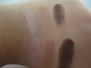 Benefit Big Beautiful Eyes Swatches