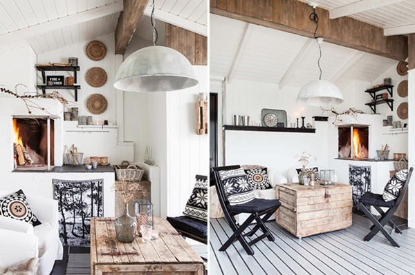Cozy Country Style Living Interior Design Ideas Inpirations And