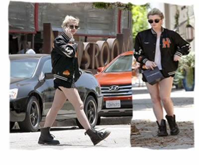 Ireland Baldwin fashion