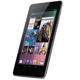 Google Nexus 7 Tablet Android Jelly Bean Pertama