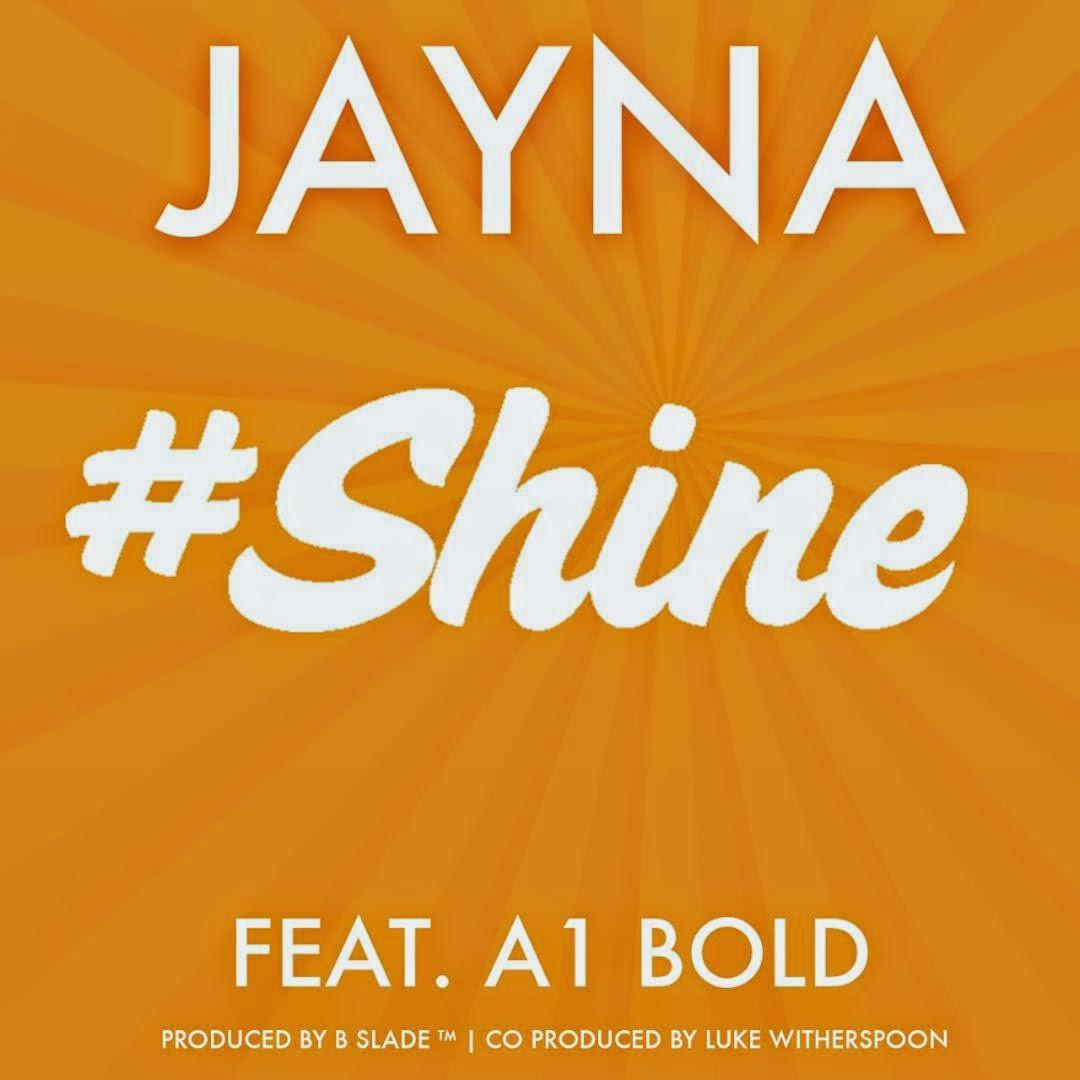 "JAYNA - ""SHINE"""
