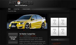 AutoPress WordPress Theme