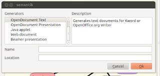 Generatore di documenti per Writer