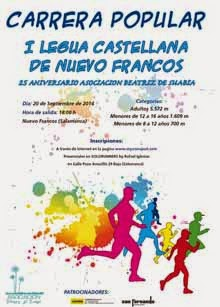 I Carrera Popular de Nuevo Francos