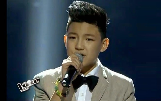 Watch Darren Espanto performed 'Somebody to Love' on Upbeat Song Round of The Voice Kids PH Finale