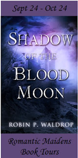 {Excerpt} Shadow of the Blood Moon by Robin P. Waldrop