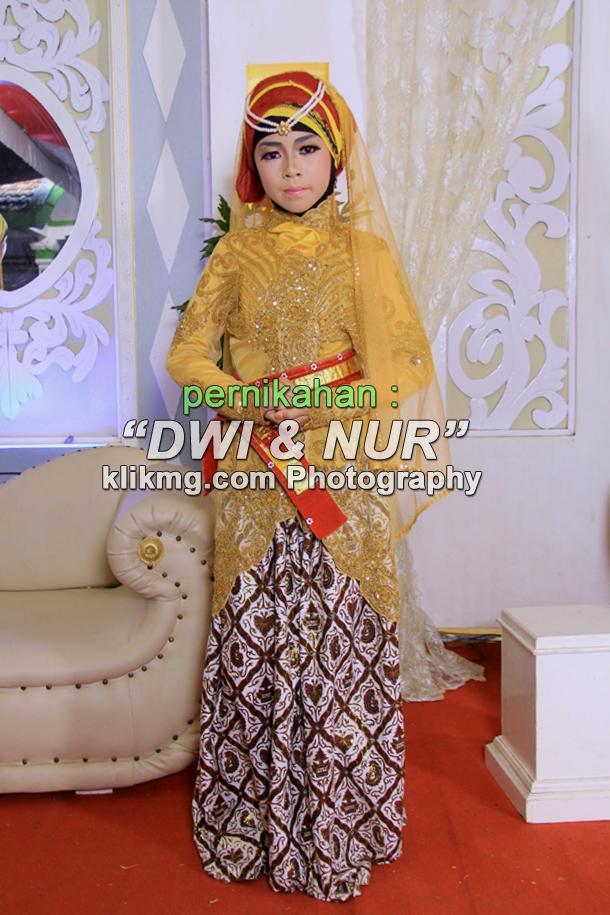 Album Foto Digital DWI & NUR - 23 Juli 2015   Tata Rias, Busana & Dekorasi oleh : House Of Aan Purwokerto   Foto oleh Klikmg Fotografer Purwokerto